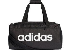 Sporta soma Adidas Linear Core Duffel Small DT4826, melna