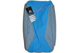 Sporta soma apaviem Adidas F50 Shoebag G91484, zila
