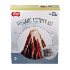 Radošais komplekts Smiki Volcano Activity Kit, 5696790 cena un informācija | Zinātniskās un attīstošās spēles, komplekti radošiem darbiem | 220.lv