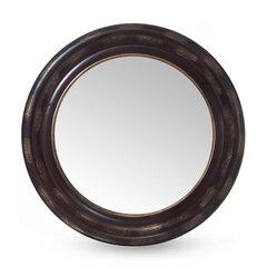 Spogulis VENECIJA 82x82 cm, brūns
