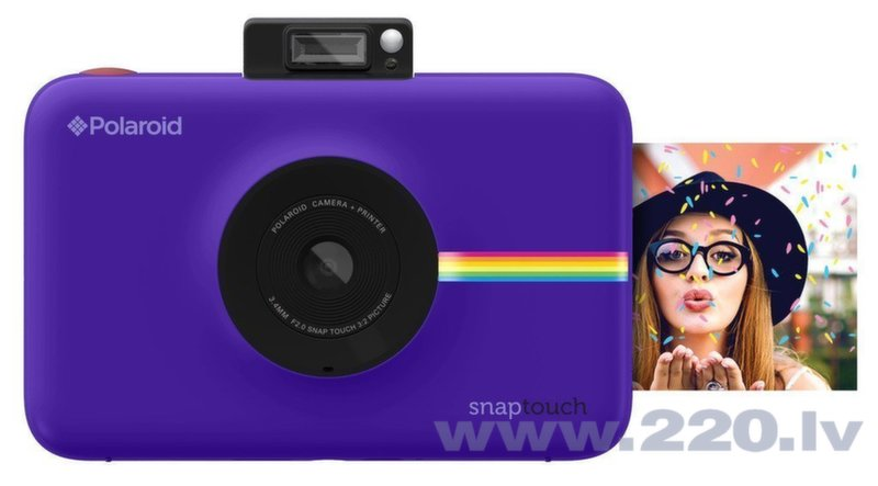 Polaroid SNAP Touch, Violets