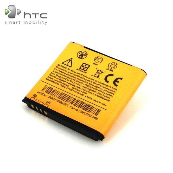 HTC BA S430 Oriģināls Akumulators HD Mini Aria Gratia A6380 Li-Ion 1200mAh (M-S Blister)