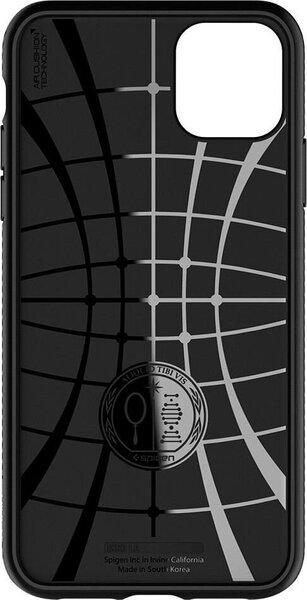SPIGEN LIQUID AIR IPHONE 11 MATTE BLACK