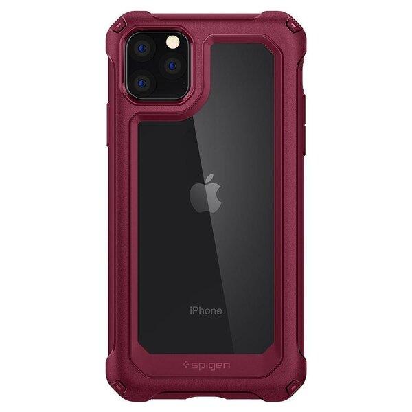 SPIGEN GAUNTLET IPHONE 11 PRO MAX IRON RED