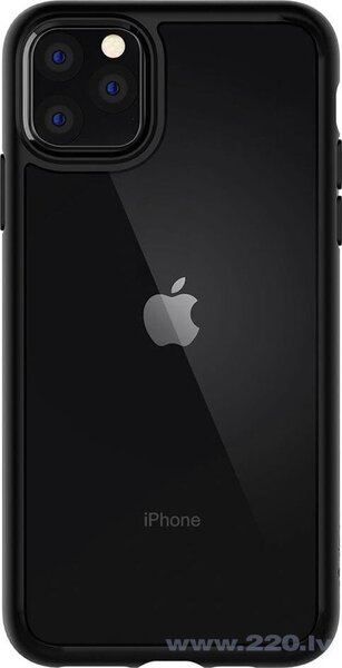 SPIGEN ULTRA HYBRID IPHONE 11 PRO MATTE BLACK