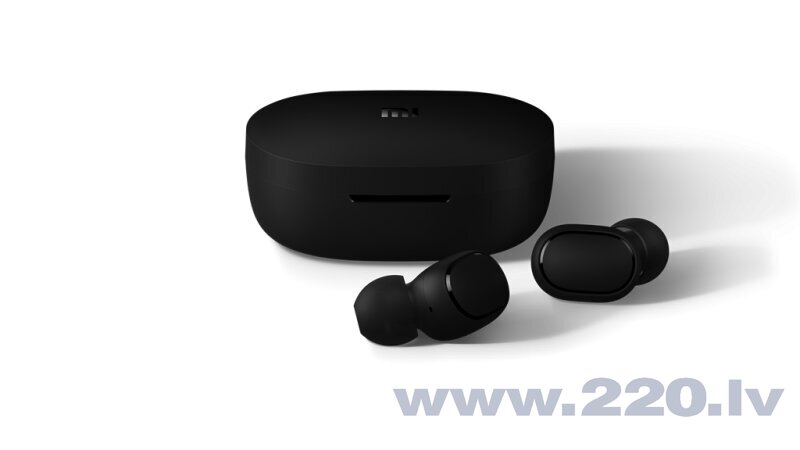 Xiaomi Mi True Wireless Earbuds Basic, AirDots , Melnas internetā