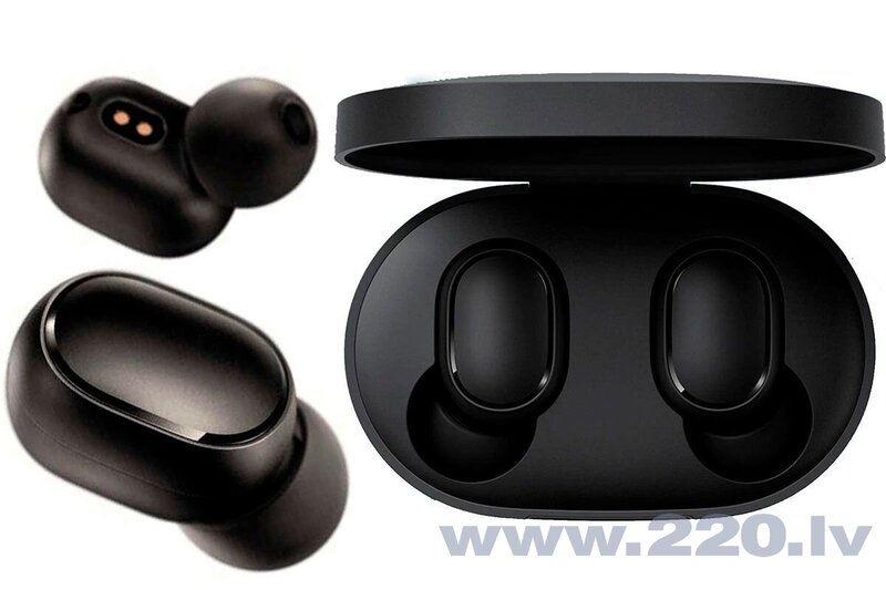 Xiaomi Mi True Wireless Earbuds Basic, AirDots , Melnas