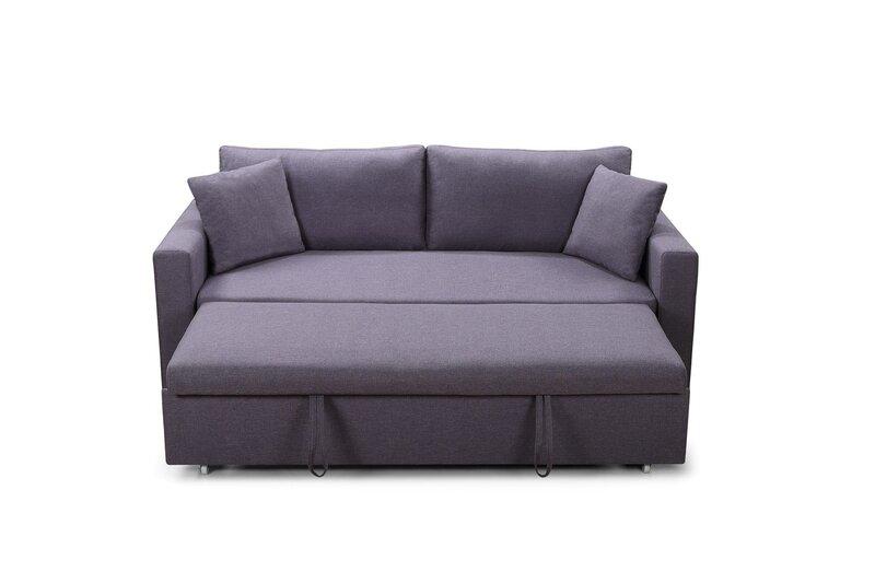 Dīvāns Zora 2.5S, pelēks
