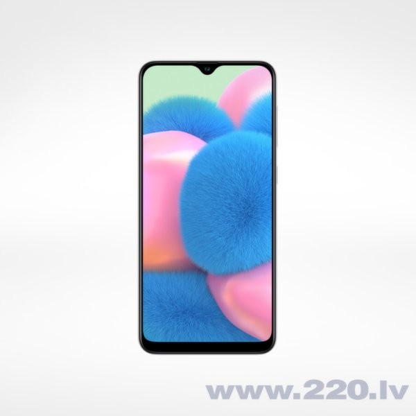 Samsung Galaxy A30s (A307F), 64GB, Dual SIM, Balts