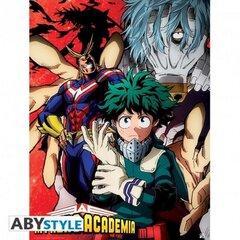 Poster My Hero Academia - Deku vs Tomura, 52x38cm