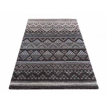 Paklājs Sherpa 04, brūns, 80x150 cm