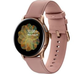 Samsung Galaxy Watch Active 2 BT, 40мм, Pink Gold цена и информация | Смарт-часы (smartwatch) | 220.lv