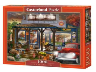 Puzle Puzzle Castorland Jeb's General Store, 1000 gab. cena un informācija | Puzles, 3D puzles | 220.lv