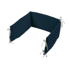 Klupš bērnu gultiņas aizsardzība Velvet Kids V105, 180x30 cm