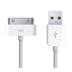 APPLE MA591G/A ORIGINAL DATA CABLE universal USB for iPhone iPod iPad (M-S BLISTER)