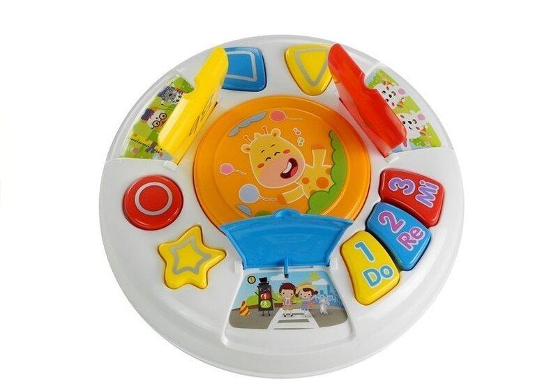 "Attīstošs galdiņš ar skaņām un gaismām ""Learning Fun2"""