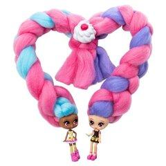 Leļļu komplekts ar aksesuāriem Candylocks 2 gab., 6052312 Rozā/zila cena un informācija | Rotaļlietas meitenēm | 220.lv