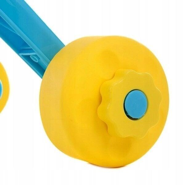 Muzikālais stūmējs Lorelli Elephant cena un informācija | Rotaļlietas zīdaiņiem | 220.lv