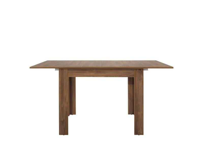 Pusdienu galds BRW Bis, brūns internetā