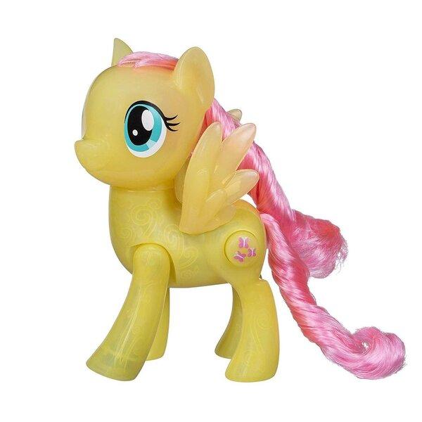 Spīdoša ponija Fluttershy figūriņa Hasbro, C0720