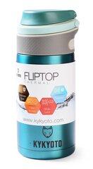 Pudele KYKYOTO Thermal Flip Top, 350 ml