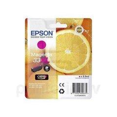 Tintes kārtridžs Epson T3363 Magenta Analogs cena un informācija | Kārtridži | 220.lv