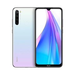 Xiaomi Redmi Note 8T 64GB, Dual SIM, Balts