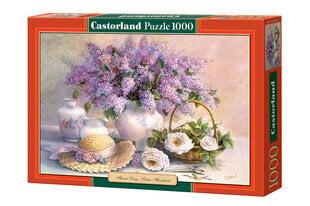 Puzle Puzzle Castorland Flower Day, Trisha Hardwick, 1000 det. cena un informācija | Puzle Puzzle Castorland Flower Day, Trisha Hardwick, 1000 det. | 220.lv