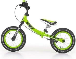 """Bērnu balansa velosipēds Milly Mally Young 12"""", green"""