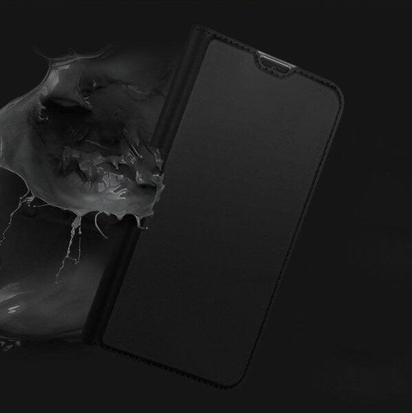DUX DUCIS Skin Pro Раскрывающийся чехол для Samsung Galaxy A10, Черный
