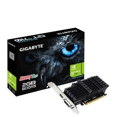 NVIDIA GeForce GT710, 2GB, GDDR5, 64bit cena un informācija | NVIDIA GeForce GT710, 2GB, GDDR5, 64bit | 220.lv
