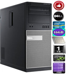 DELL Optiplex 7010 Core i7-3770 16GB 120ssd   1TB HDD GTX1050ti 4gb Windows 10 Professional (Atjaunots) cena un informācija | DELL Optiplex 7010 Core i7-3770 16GB 120ssd   1TB HDD GTX1050ti 4gb Windows 10 Professional (Atjaunots) | 220.lv