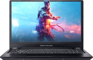 Dream Machines RS2060-16PL40 8 GB RAM/ 480 GB SSD/ Windows 10 Pro