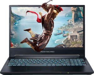 Dream Machines RG2060-15PL40 8 GB RAM/ 480 GB SSD/ Windows 10 Pro
