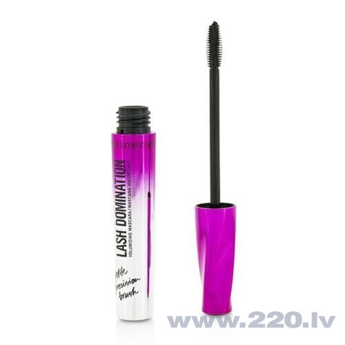 Skropstu tuša bareMinerals Lash Domination Volumizing Mascara 8,5 ml, Intense Black