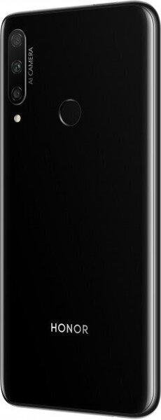HONOR 9X, 128GB, Dual SIM, Melns