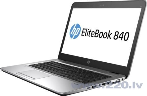HP EliteBook 840 G3 (3VS21U8R#ABA) 32 GB RAM/ 1 TB M.2/ 1TB HDD/ Windows 10 Pro internetā