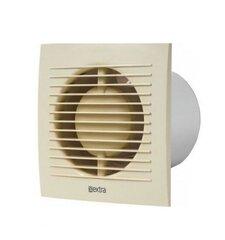 Elektriskais ventilators E-EXTRA, Ø100mm ar taimeri cena un informācija | Ventilatori vannas istabai | 220.lv