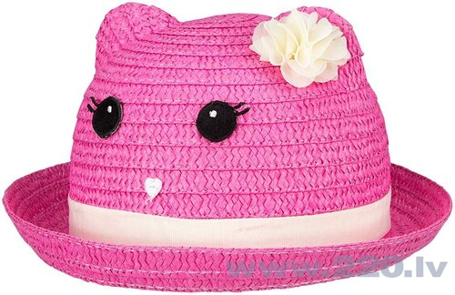 Waimea cepure Fiesta Junior, pink/white/black
