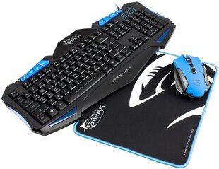 White Shark Gaming Keyboard Combo Cherokee GC-3101 цена и информация | Клавиатуры | 220.lv