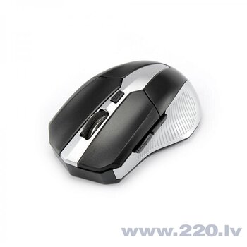 Sbox Wireless Mouse WM-9017 silver