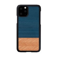 MAN&WOOD SmartPhone case iPhone 11 Pro denim black