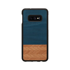 MAN&WOOD SmartPhone case Galaxy S10 Lite denim black