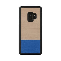 MAN&WOOD SmartPhone case Galaxy S9 dove black