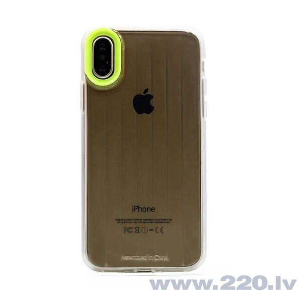 Devia Yonger Series Case iPhone XS Max (6.5) yellow