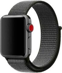 Devia Deluxe Series Sport3 Band (44mm) for Apple Watch storm gray цена и информация   Аксессуары для смарт-часов и браслетов   220.lv