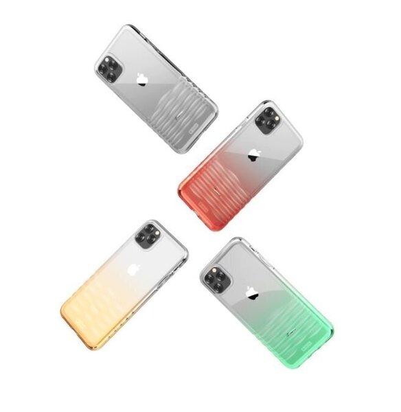 Devia Ocean series case iPhone 11 Pro Max gradual green cena
