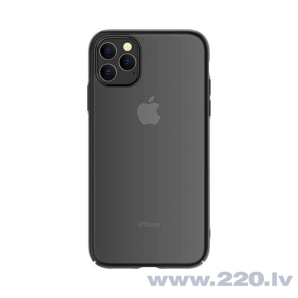 Devia Glimmer series case (PC) iPhone 11 Pro Max black