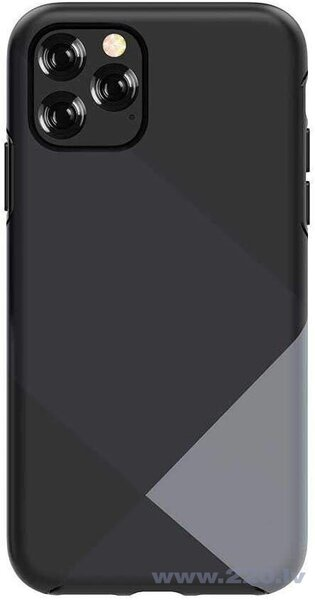 Devia Simple style grid case iPhone 11 Pro gray