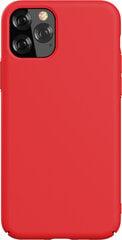 Devia Nature Series Silicone Case iPhone 11 Pro Max red
